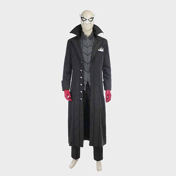 Persona 5 P5 Joker costume cosplay outfit