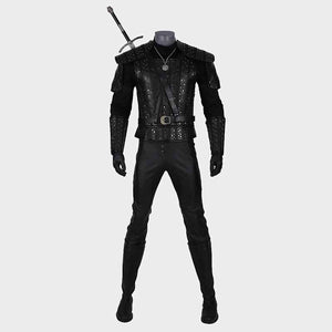 The Witcher Geralt of Rivia Cosplay costume