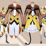 VOCALOID Kagamine Rin/len Circus Cosplay costume