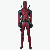 Good quality Deadpool cosplay costume