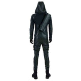 Green Arrow 8 Oliver Queen Cosplay outfit