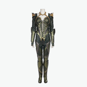 Justice League Aquaman Mera cosplay costume