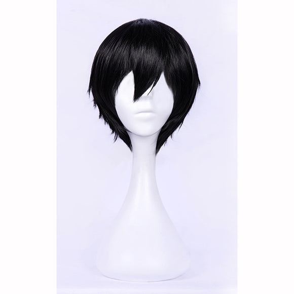 DARLING in the FRANXX Hiro cosplay wig accessory