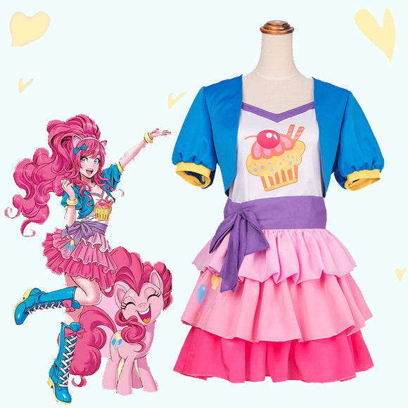 My Little Pony Andrea Libman cosplay costume Halloween outfit Christmas gift
