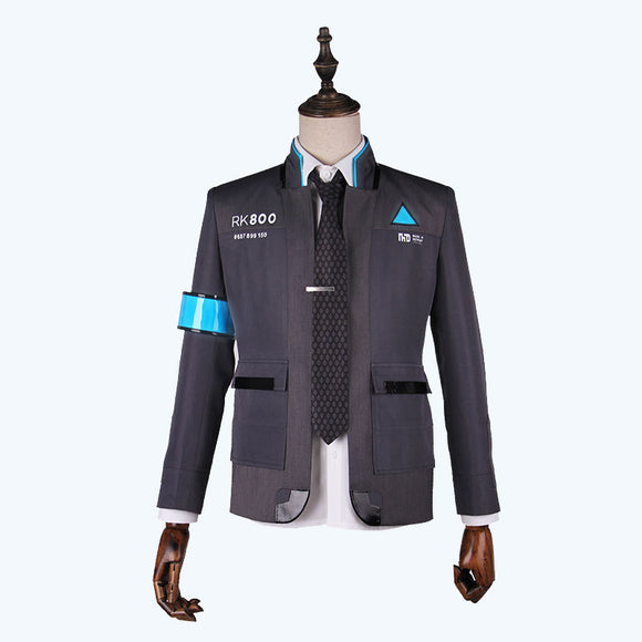 Detroit Become Human Connor cosplay costume