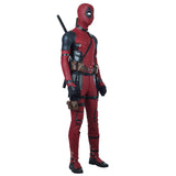 Deadpool jumpsuit with high quality