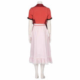 Final Fantasy VII Remake Aeris Cosplay Costume