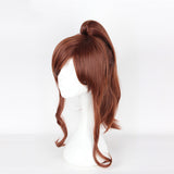 Sailor Moon Kino Makoto wig cosplay accessory