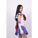 Sailor Moon Tomoe Hotaru Sailor Saturn cosplay costume