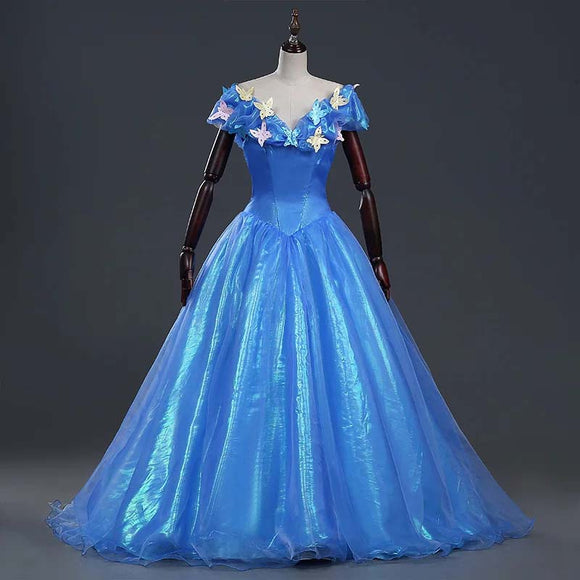 Cinderella cosplay dress costume good for parties