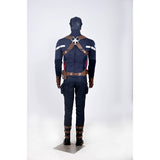 Captain America 2 Winter Soldier Steve Rogers costume cosplay outfit