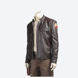 Star Wars  Poe Dameron leather coat cosplay