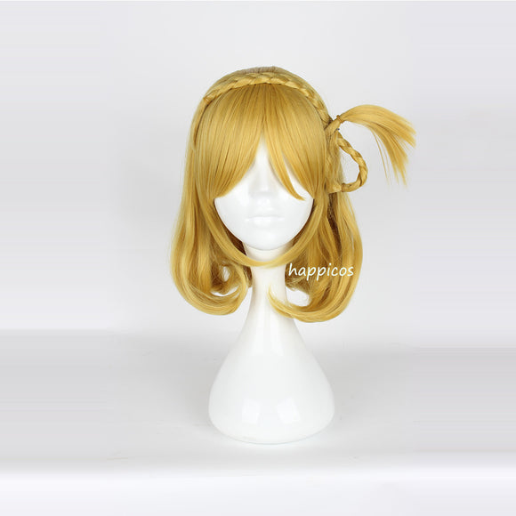 Lovelive Mari Ohara cosplay wig accessory