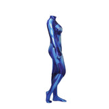 Metroid Samus Zero only jumpsuit cosplay costume