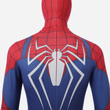Spiderman PS4 bodysuit cosplay game costume