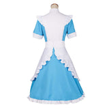 Sword Art Online Alice Maid dress cosplay costume