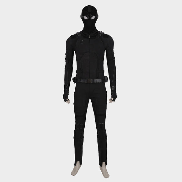 Spider-Man: Far From Home Spider Black Suit Costume