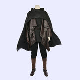 Star Wars 8 Luke Skywalker cosplay costume