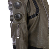 Cyberpunk 2077 Leather Jacket costume women coat