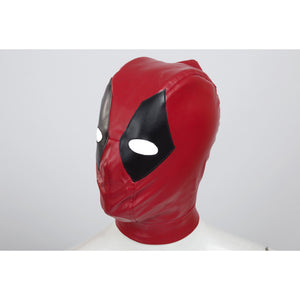 Deadpool X-Men cosplay accessory mask