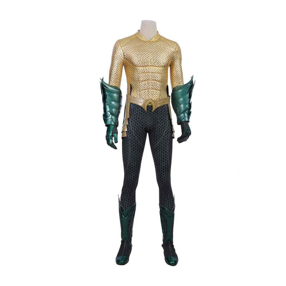 Aquaman Arthur Curry / Orin cosplay costume