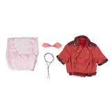 Final Fantasy VII Remake Aerith Cosplay Costume