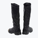 Batman Bruce boots cosplay accessory