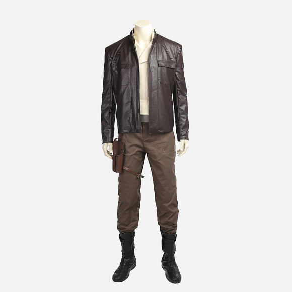 Star Wars  Poe Dameron cosplay costume Halloween