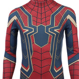 Avengers 3 Infinity War Spider-Man Peter cosplay costume