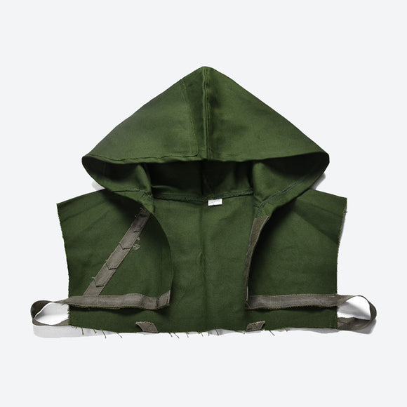 Green Arrow - Oliver Queen cosplay hood & eye cover