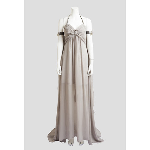 Game of Thrones Daenerys  Mother of Dragon cosplay costume wedding dress