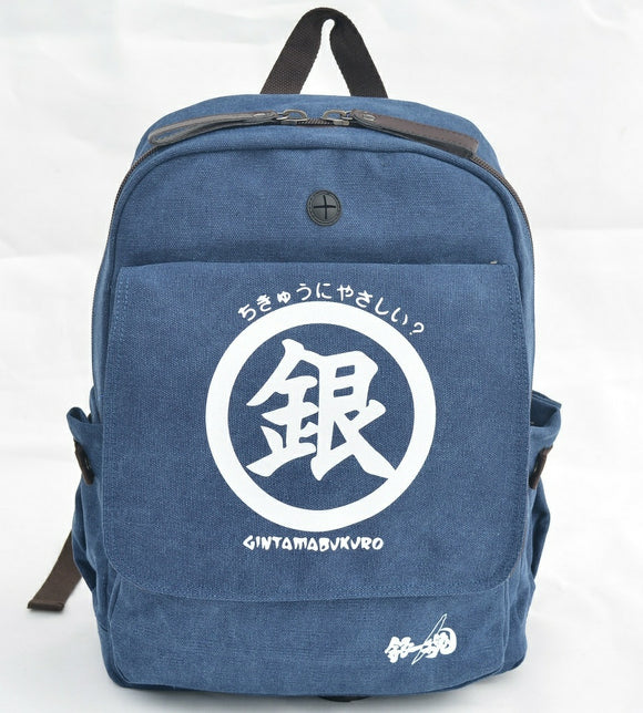 Gintama backpack bag cosplay accessory