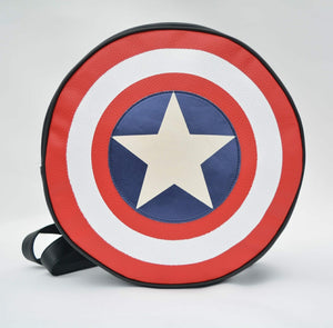 Captain America bag cosplay accessory