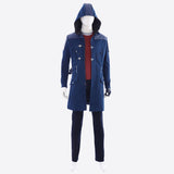 Devil May Cry 5 Nero cosplay costume Halloween men suit