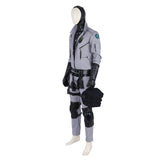 Cyberpunk 2077 war costume cosplay male outfit