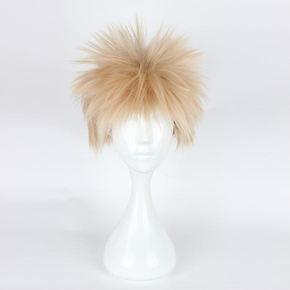 My Hero Academia Bakugo Katsuki wig cosplay accessory