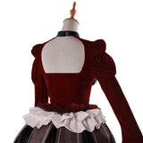 SINoALICE Red Riding Hood cosplay costume Gothic