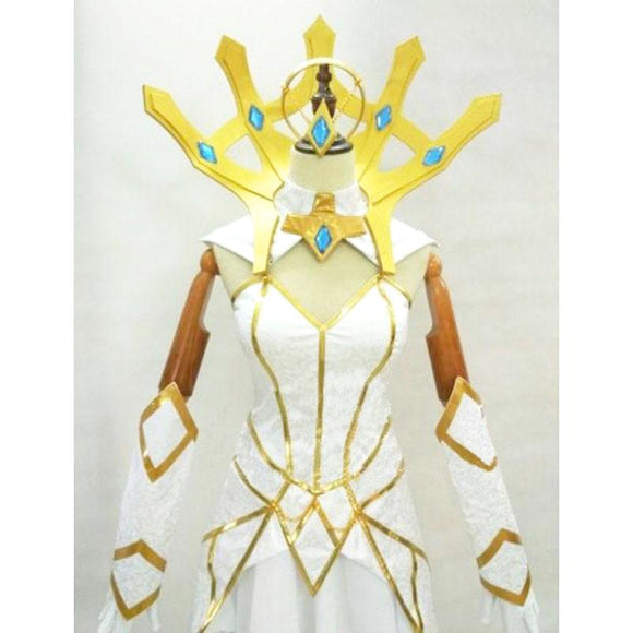 League of Legends Elementalist Lux Cosplay costume