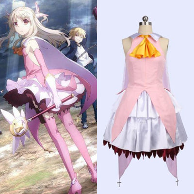 Fate Kaleid Liner cosplay costume