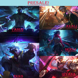 Presale Deposit 10$! League of Legends New True Damage cosplay costume