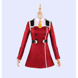 DARLING in the FRANXX Zero Two costume cosplay outfit