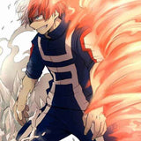 My Hero Academia Todoroki Shoto cosplay costume