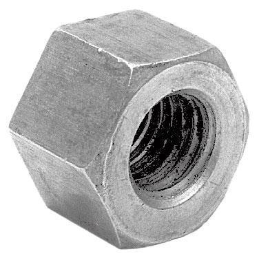 Clamps And Accessories - Hex Nuts, Unhardened