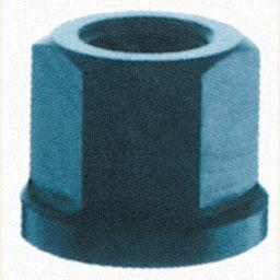 Clamps And Accessories - Hex Nuts, With Flange