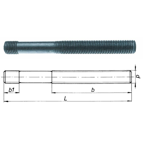 Clamps And Accessories - Stud Bolts