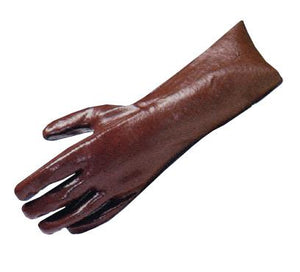"Gloves - Gauntlet- 14"" PVC"