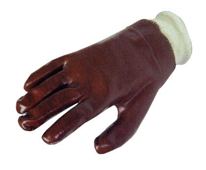 Gloves - PVC Coated Knitwrist
