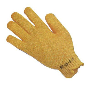 Gloves - Yellow Criss-Cross GLOVE