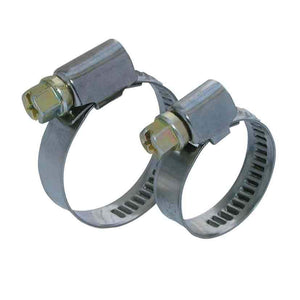 Hose Clamps & Clips - Hose Clamp 9mm Or 12mm Width
