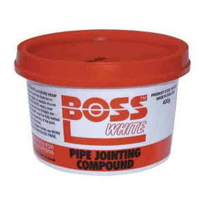 Hose Fittings - Joint Compound- White 400g